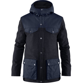 Fjällräven Greenland Re-Wool Jacket Men, night sky
